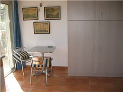 Apartment rental in boulouris sur mer south France