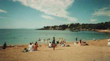 Boulouris location les plages de boulouris location appartements boulouris - Plage la plus proche de salon de provence ...